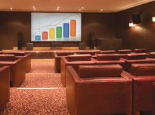 Corporate Hire, Cinema Room, The Venue, Fermain Valley, Guernsey