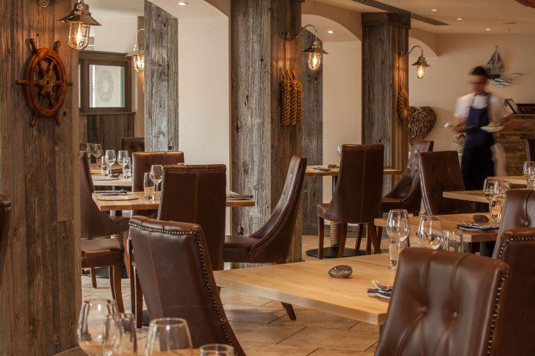 The Ocean Restaurant, Fermain Valley Hotel, Guernsey