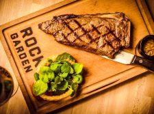 The Rock Garden Steakhouse, Fermain Valley Hotel, Guernsey