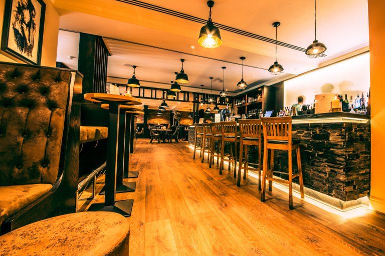 The Rock Garden Steakhouse, Restaurant, Fermain Valley Hotel, Guernsey
