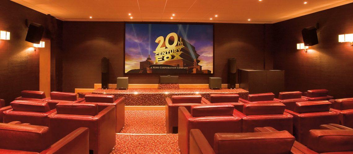 Cinema, The Venue, Fermain Valley, Guernsey