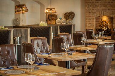 Ocean Restaurant, Fermain Valley Hotel, Guernsey