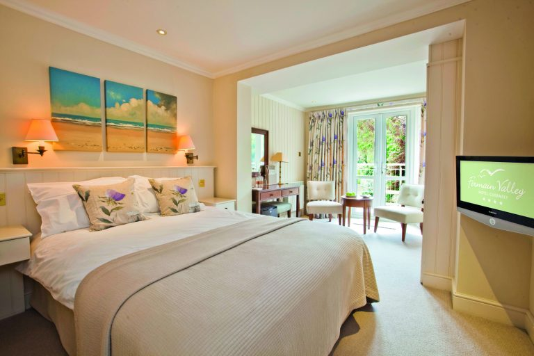 Hotel Room, Fermain Valley Hotel, Guernsey
