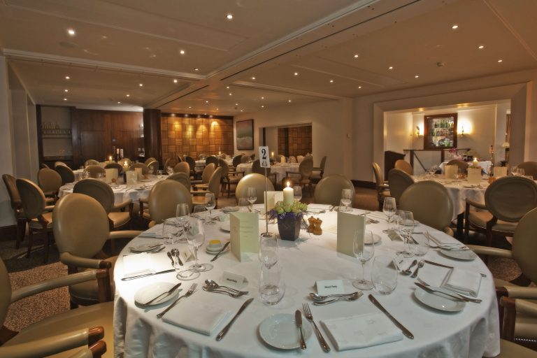 Dining At The Venue, Fermain Valley Hotel, Guernsey