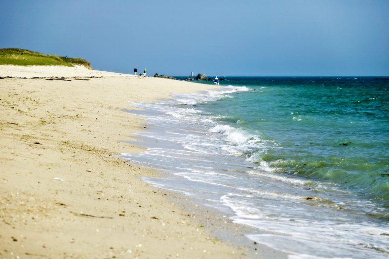 Shell Beach, Herm, Bailiwick Of Guernsey, Channel Islands
