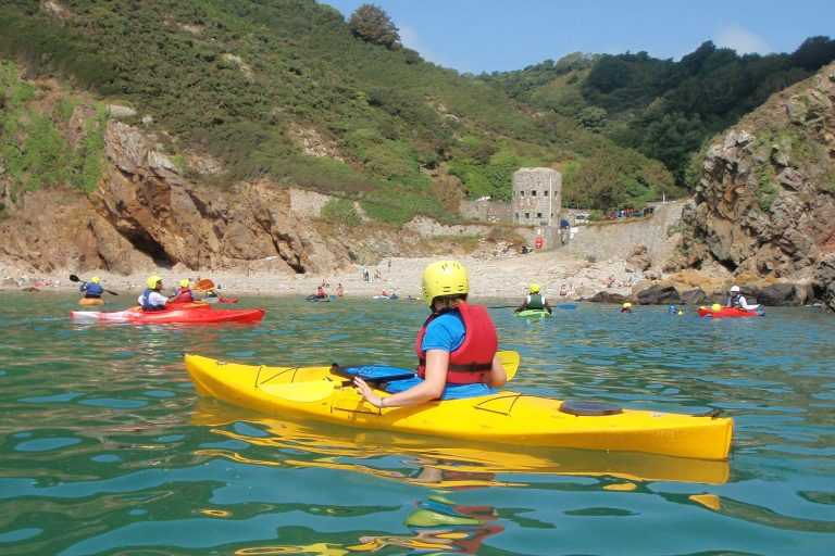 Activities, Fermain Valley, Guernsey, Channel Islands