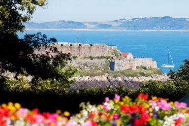 Castel Cornet, St Peter Port, Guernsey, Channel Islands
