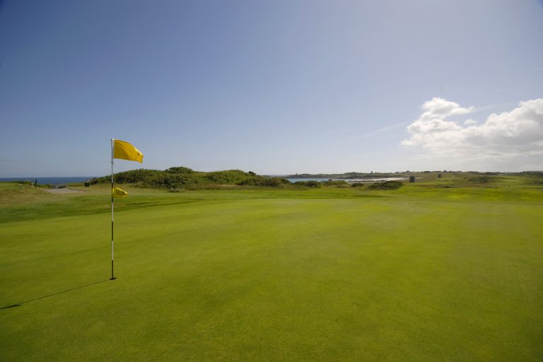 Golf Course, Lancresse, Guernsey, Channel Islands