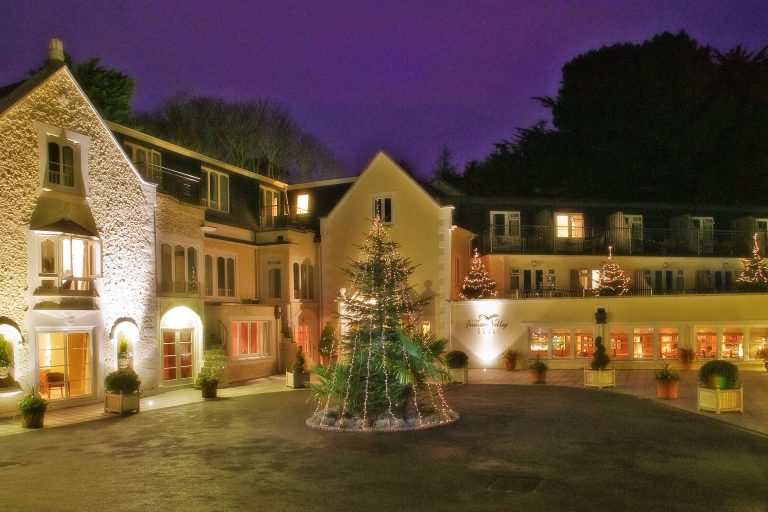Christmas At Fermain Valley Hotel, Guernsey
