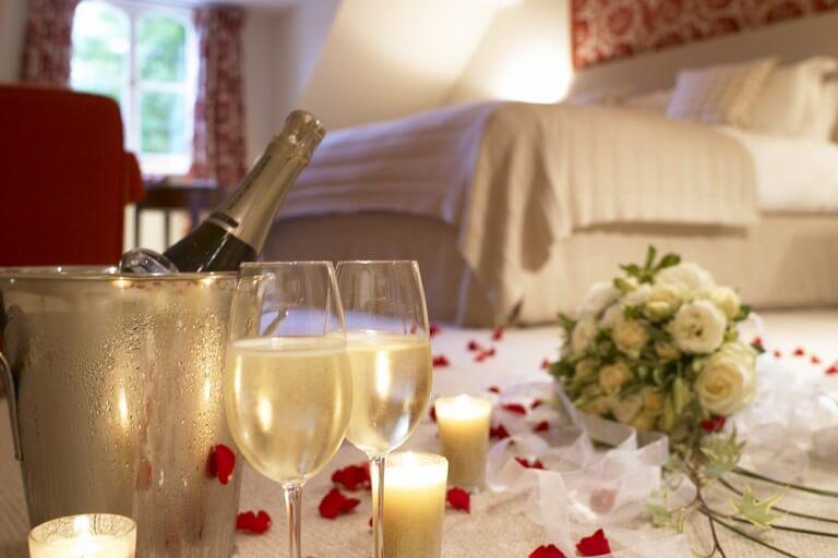 Wedding Suite, Fermain Valley Hotel, Guernsey