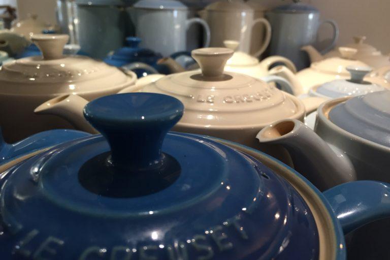 Creuset Tea pots