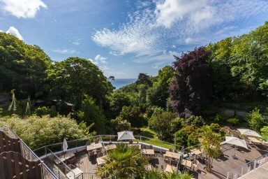 Fermain Valley, Fermain Valley Hotel, Guernsey