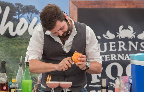 Guernsey International Food Festival 2015 - Big Guernsey Market