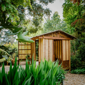 The Yoga House at Fermain Valley Guernsey